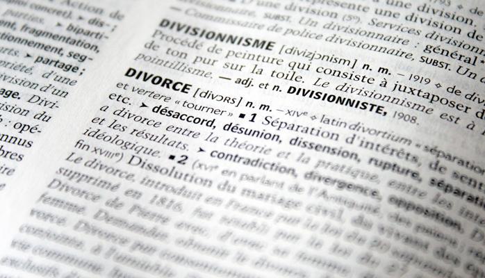 L'Assemblée vote la simplification du divorce