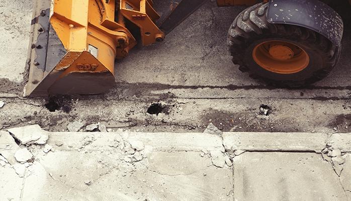 Exhaussement du sol et infraction pénale au titre du Code de l'urbanisme